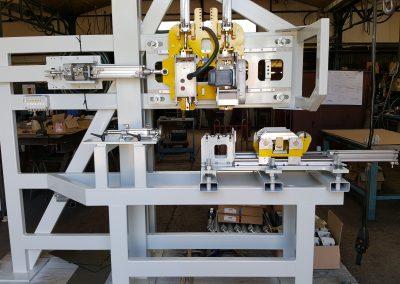 Conception et fabrication de machine spéciale